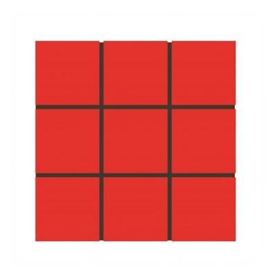 سرامیک مدل استخری TG قرمز - کاشی البرز